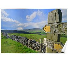 Lancashire: Witch Way to Pendle Hill ? Poster