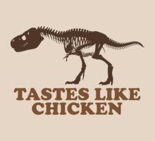 Tastes Like Chicken by GritFX