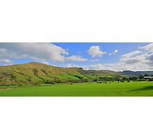 The Peak District: Great Ridge Photographic Print