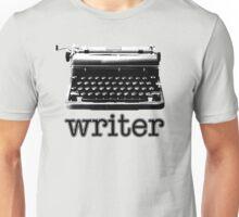 Writer (B&W) Unisex T-Shirt