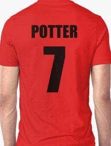 Potter 7 Top Unisex T-Shirt