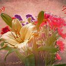 Happy Birthday Flowers  by Forfarlass