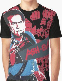 Ash vs. Evil Dead Graphic T-Shirt