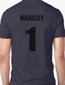 Weasley 1 Top Unisex T-Shirt