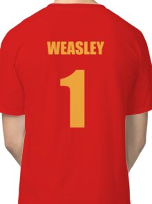 Weasley 1 Top Classic T-Shirt