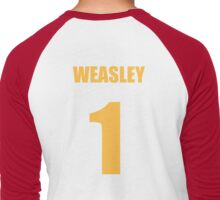 Weasley 1 Top Men's Baseball ¾ T-Shirt
