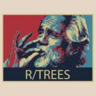 Tommy Chong - R/Trees by audhumbla