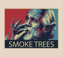 Tommy Chong - Smoke trees by audhumbla