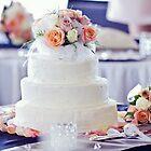 Wedding Cake by Melinda Watson
