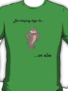 Spike Angry T-Shirt