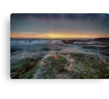 Whale Beach Canvas Print