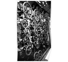 Submarine valves  Poster