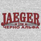 Jaeger Crew - Cherno Alpha by Konoko479