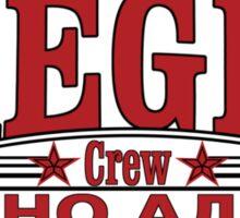 Jaeger Crew - Cherno Alpha Sticker