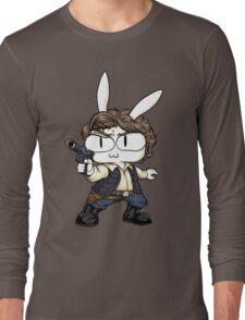 Bun Solo ~ Star Wars Long Sleeve T-Shirt