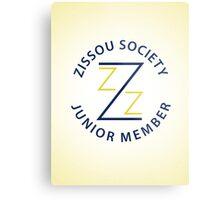 Zissou Society Junior Member Metal Print
