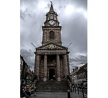 Berwick Town Hall Photographic Print