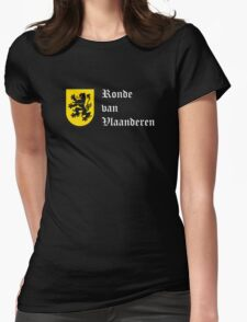 Tour of Flanders Womens Fitted T-Shirt