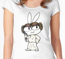 T-shirt Leibunchu ~ Star Wars Women's Fitted Scoop T-Shirt
