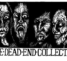 The Dead End Collective - i: the gathering by Niall Parkinson
