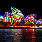 Vivid Sydney | Opera House | 2013 by Bill Fonseca