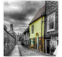 Mews Cottage York Poster