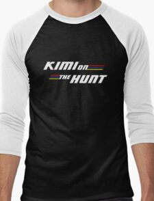 Kimi on the Hunt Men's Baseball ¾ T-Shirt