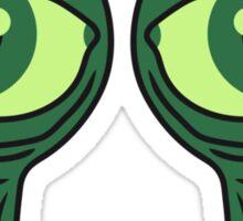 Monster Eyes Sticker