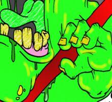 Ghostbusters Slimer Sticker