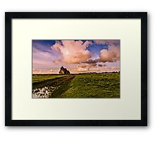 St.Thomas a Becket Framed Print