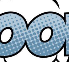 Poof Sticker