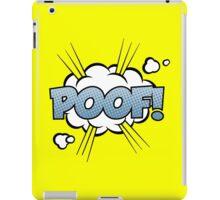 Poof iPad Case/Skin