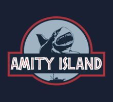 Amity Island by kentcribbs
