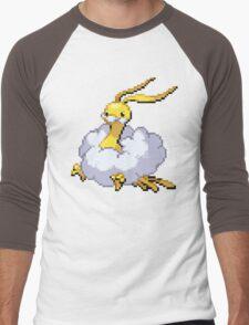 Shiny Altaria Men's Baseball ¾ T-Shirt