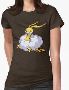 Shiny Altaria Womens Fitted T-Shirt