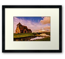 Fairfield Church Framed Print