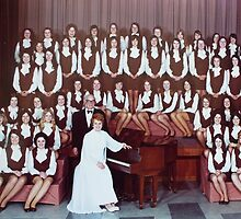 Doncaster Wheatsheaf Girls Choir by Sue Gurney