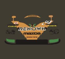Mazda 787b T-Shirt by Lynchie
