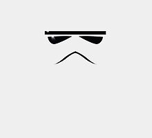 trooper Visor by Imagemagnet
