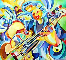 bass man by paumorales