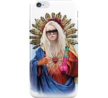 St. Amanda iPhone Case/Skin