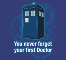 First Doctor by Katkhen