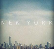 New York by azaky