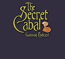 The Secret Cabal Gaming Podcast Tee Shirt Unisex T-Shirt