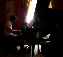 Work and Play by Jeffrey  Sinnock