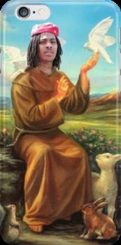 Waka Jesus Christ by biancababee