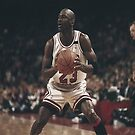 Michael Jordan by biancababee