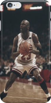 Michael Jordan by biancababee
