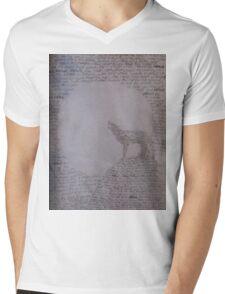 howl Mens V-Neck T-Shirt