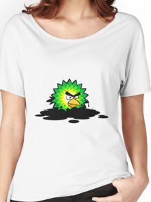 Universal Unbranding - Angry BP Women's Relaxed Fit T-Shirt